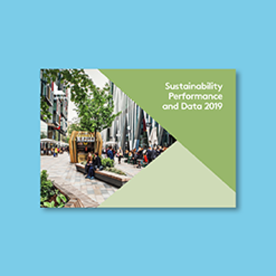Performance data report cover