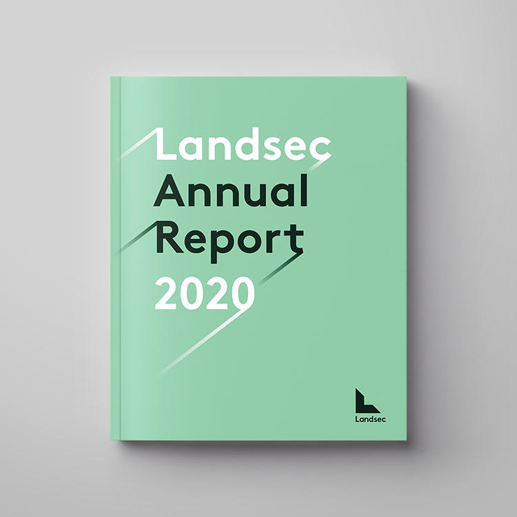 Annual report front cover 2020