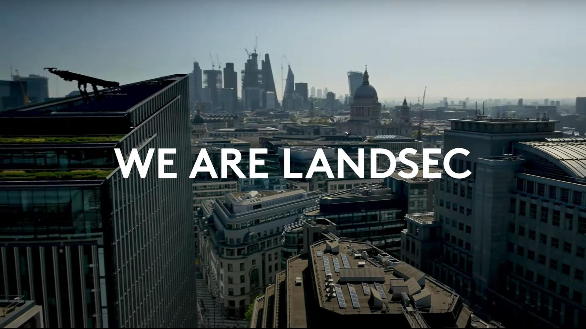 We are landsec